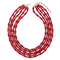 Longway glass beads necklaces jewelry online store