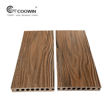 wpc fireproof wood plastic composite deck board