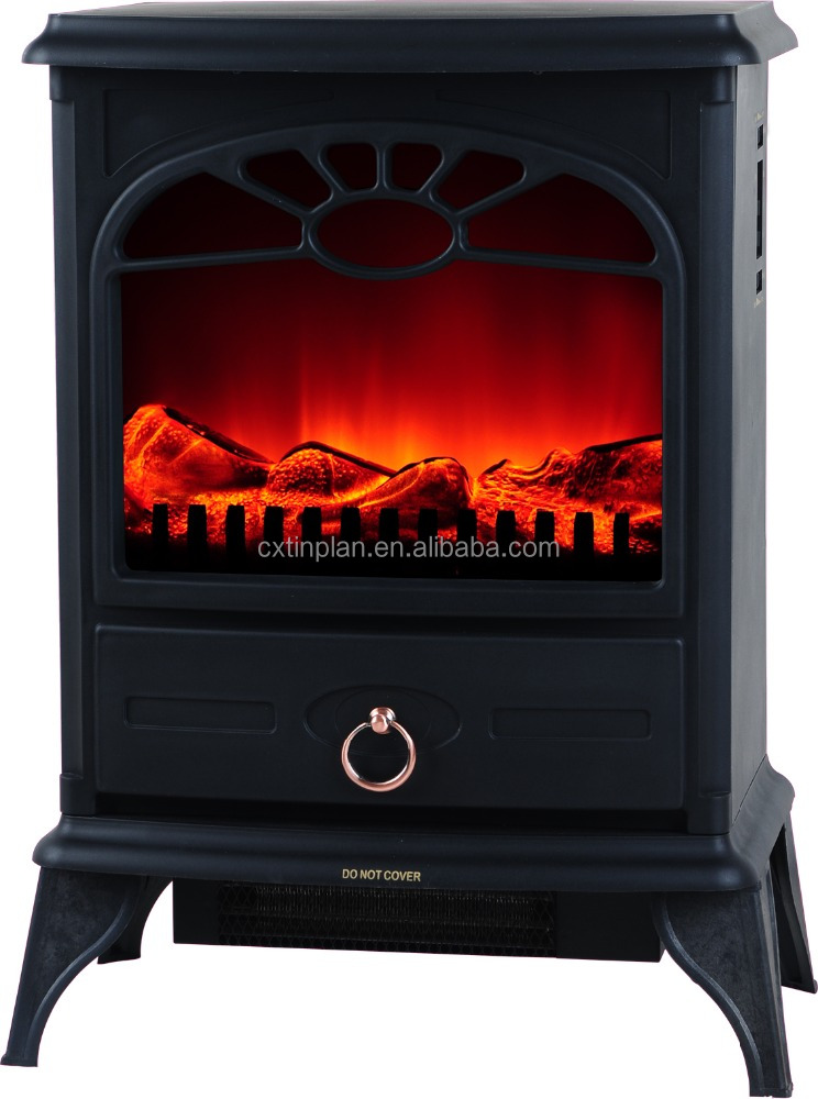 China low price electric fireplace heater