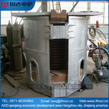 Wholesale alibaba newest 500kg aluminum alloy induction melting furnace high quality low power consumption