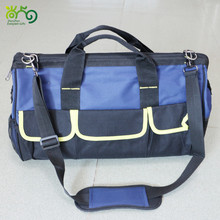 Large capacity tools bag with multi-compartment