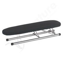 mesh sleeve mini ironing board, iron table for bed room