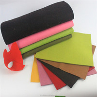 Good quality 2mm thickness 100% color wool felt