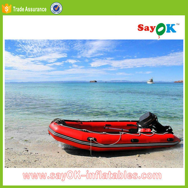 funny rib hypalon cheap inflatable pedal boat price used