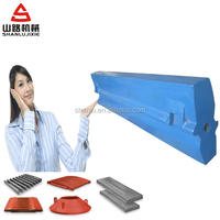 blow bar of impact crusher for pegson