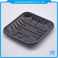 Disposable PP takeaway plastic food container