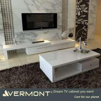 2017 Modern Design TV Cabinet With LED