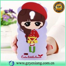 Mobile phone accessories cover case for vivo y21 silicone back cover case
