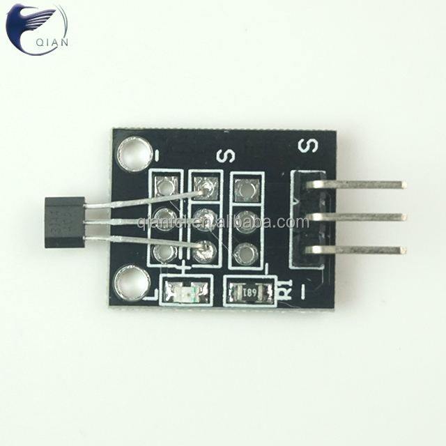 Hall Effect KY-003 Magnetic Sensor Module DC 5V magnetic sensor for magnetic field <strong>measurement</strong>