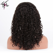 kinky curl wholesale brazilian hair vendors human hair topper wig half wigs