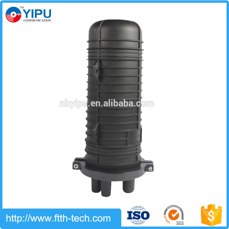 96 core optical fiber splice closure outdoor fiber optic cable joint closure