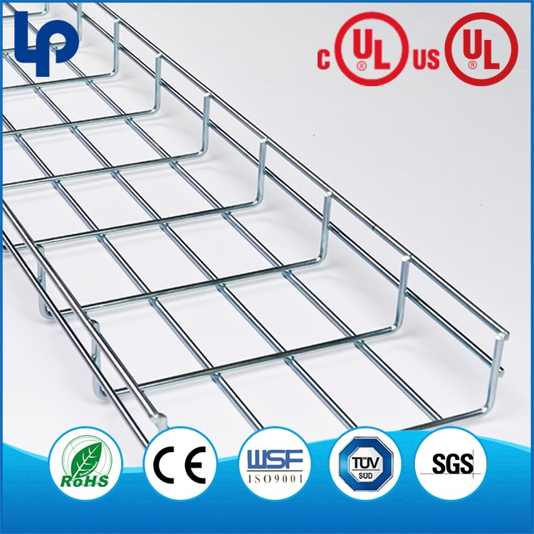 Steel Wire Mesh wire mesh cable tray 304
