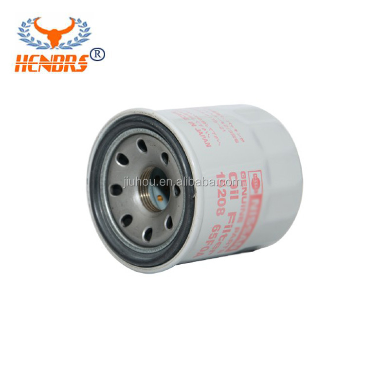 15208-65F0A Car Oil filter for Nissans sunny teana from Japan
