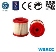WBACC FILTER fuel oil water separator 500FG 2010PM FOR RACOR