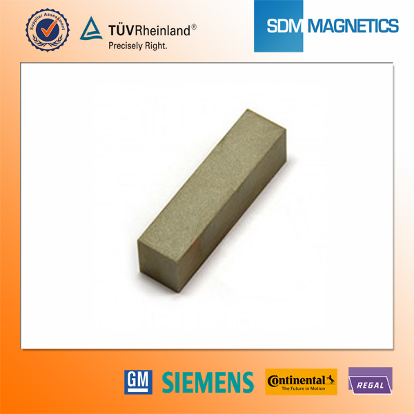 Most Powerful Block Samarium Cobalt Smco Magnet