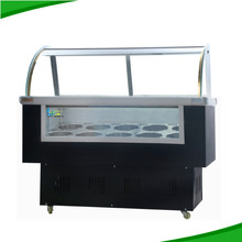 Convenient store and Supermarket supplies refrigerator, ice cream Freezer Display