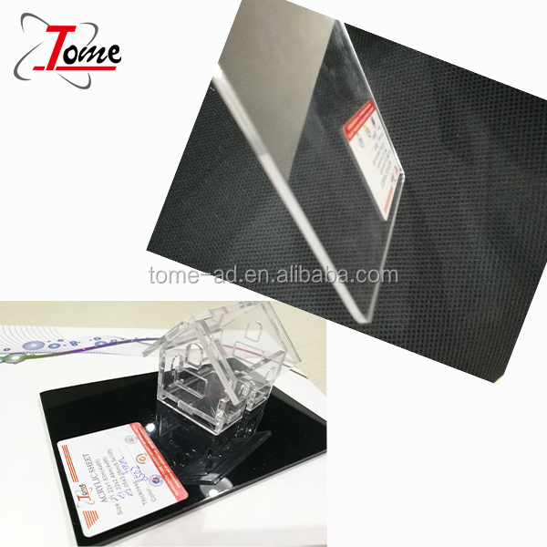 crystal clear cast pmma plexiglass plastic acrylic sheet with best price