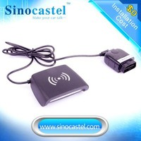 Real-Time Tracking IDD212GL+HT196R RFID GSM OBD Wireless GPS Locator Support J1939 AND J1708 Protocol Produce From SINOCASTEL