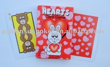 Hearts Card Game for kids age from 4 to 9