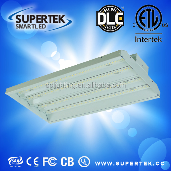 ETL DLC listed hot sale china factory new design led linear high bay light