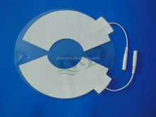 High Quality Tens/ EMS non-woven self-adhesive electrodes gel pads for Breast