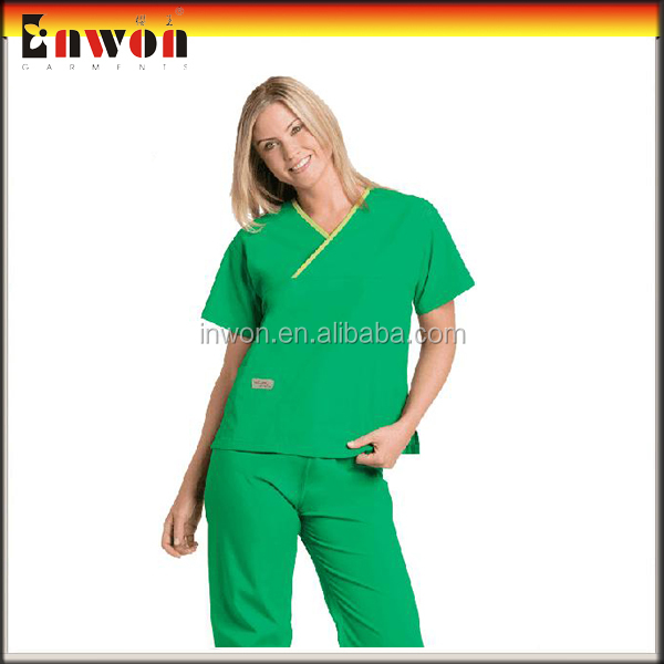 Hospital Nursing Medical Scrubs Uniforms