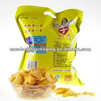 Vivid printing potato chips Packaging Pouch/Bags make with high quality material