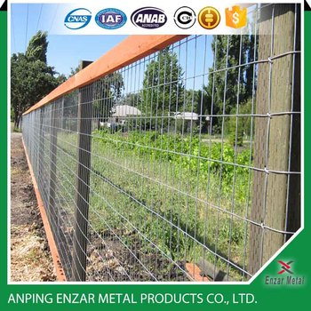 Welded Wire Fence Reinforcing Welded Wire Mesh