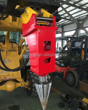 Sparkle Hydraulic Log cone screw splitter/buy forestry machinery wood cone splitter/Logging machinery stump splitter