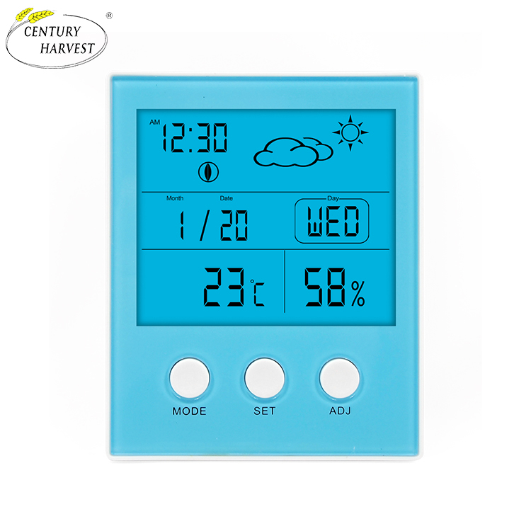 Room temperature instruments digital thermometer hygrometer for baby