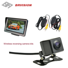 Wired or wireless car backup camera are both available with good reviews