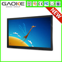 "Gk880T 55"" 65"" 70"" 84"" 98"" Lcd/Led FHD Touch Screen Smart TV for office and classroom"