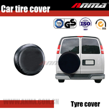 High quality car spare tire covers universal car wheel cover