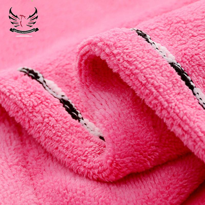 Direct Factory Supply Spa Body Wrap Hair Drying Towel