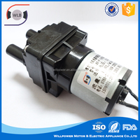 Super Quiet high flow electric centrifugal water pump with electric motor
