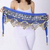 Belly Dance Performance Hip Scarf With