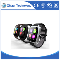 Bluetooth DZ09 Sim Card China Smart Watch Phone For Android IOS Phones