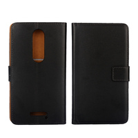 Genuine Leather Wallet Stand Case Protector Pouch Cover Skin FOR Motorola Moto X Play 5.5""
