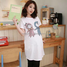 new arrival Maternity summer pregnant T-shirt maternity clothing
