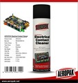 Aeropak Eco-friendly Electrical contact cleaner