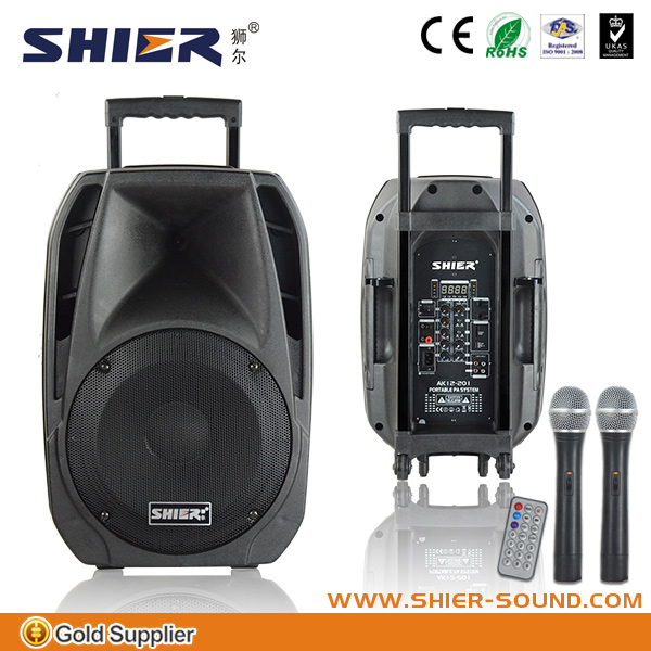 2 years warranty 3-way outdoor sound speaker box