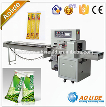 horizontal ice pop packaging machinery manufacturer