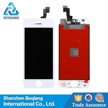 Top2 alibaba trade assurance supplier Grade AAA lcd for iphone 5s screen