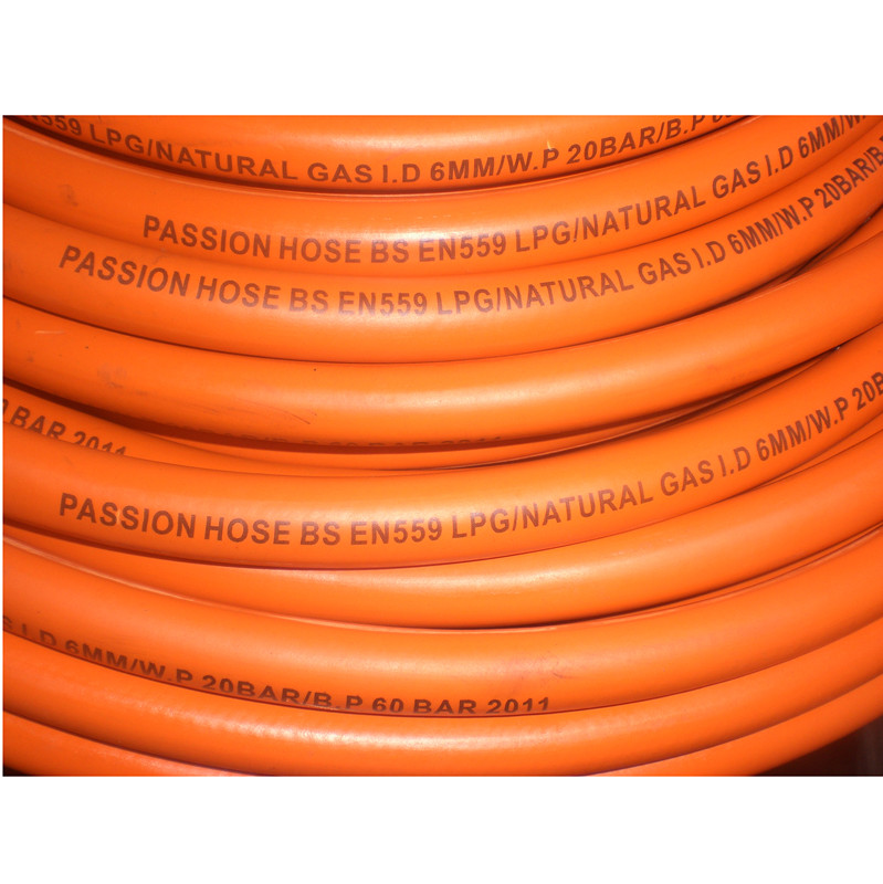 High Quality Rubber Lpg 2 Inch Gas Pipe