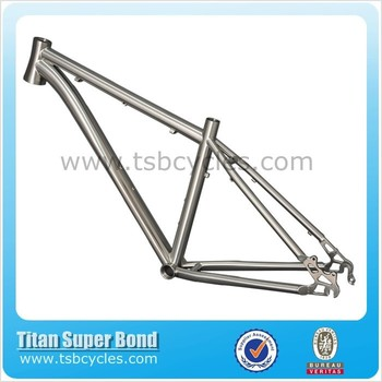 "Customsized acceptable 29"" titanium bike frame on sale TSB-HSM0901"