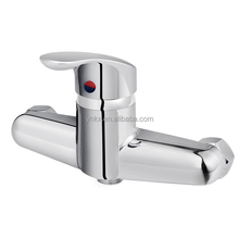 Hot Cold Water Bathroom Bath tap and Mixer abs Faucet