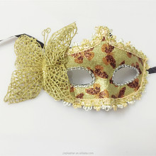 [new hot] beautiful Venice lace mask and butterfly makeup dance Princess mask butterfly figure