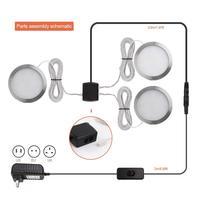 Corner LED Under Counter Lighting/Corner Under Cabinet Light/LED Wine Cabinet Light