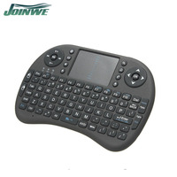 2016 Joinwe Wholesale Rii I8 2.4g Mini Wireless Keyboard Air Mouse Remote Control For Smart Tv