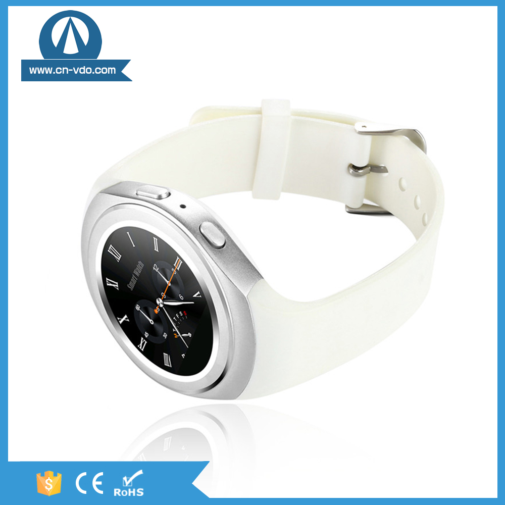 Hot cheap touch screen watch mobile phone without camera